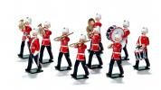 D160 Welch Regimental Band